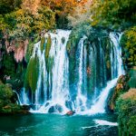 Kravica waterfalls day trip from Dubrovnik