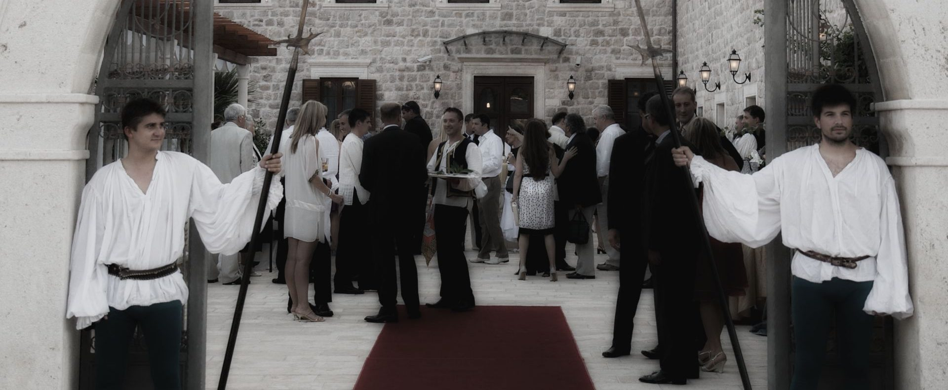 Villa Kazbek Dubrovnik private events