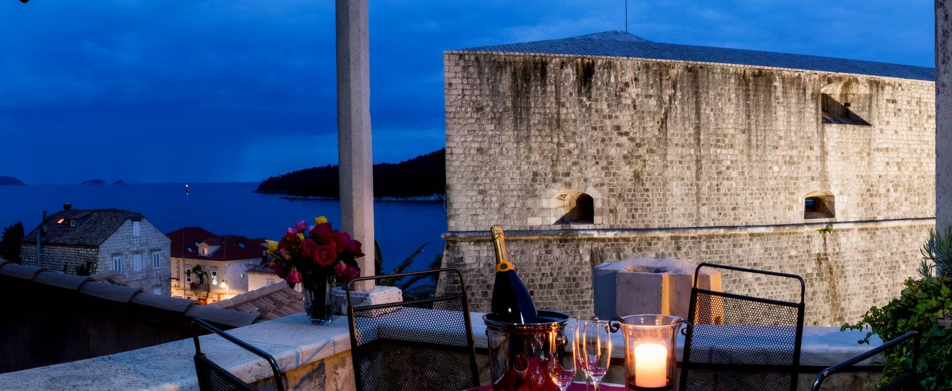 Dubrovnik Sightseeing Private Tour city walls