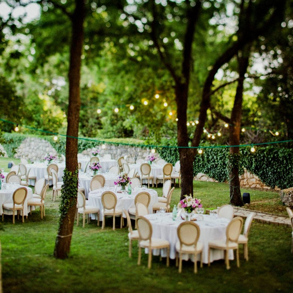Villa Tereza Dubrovnik wedding party